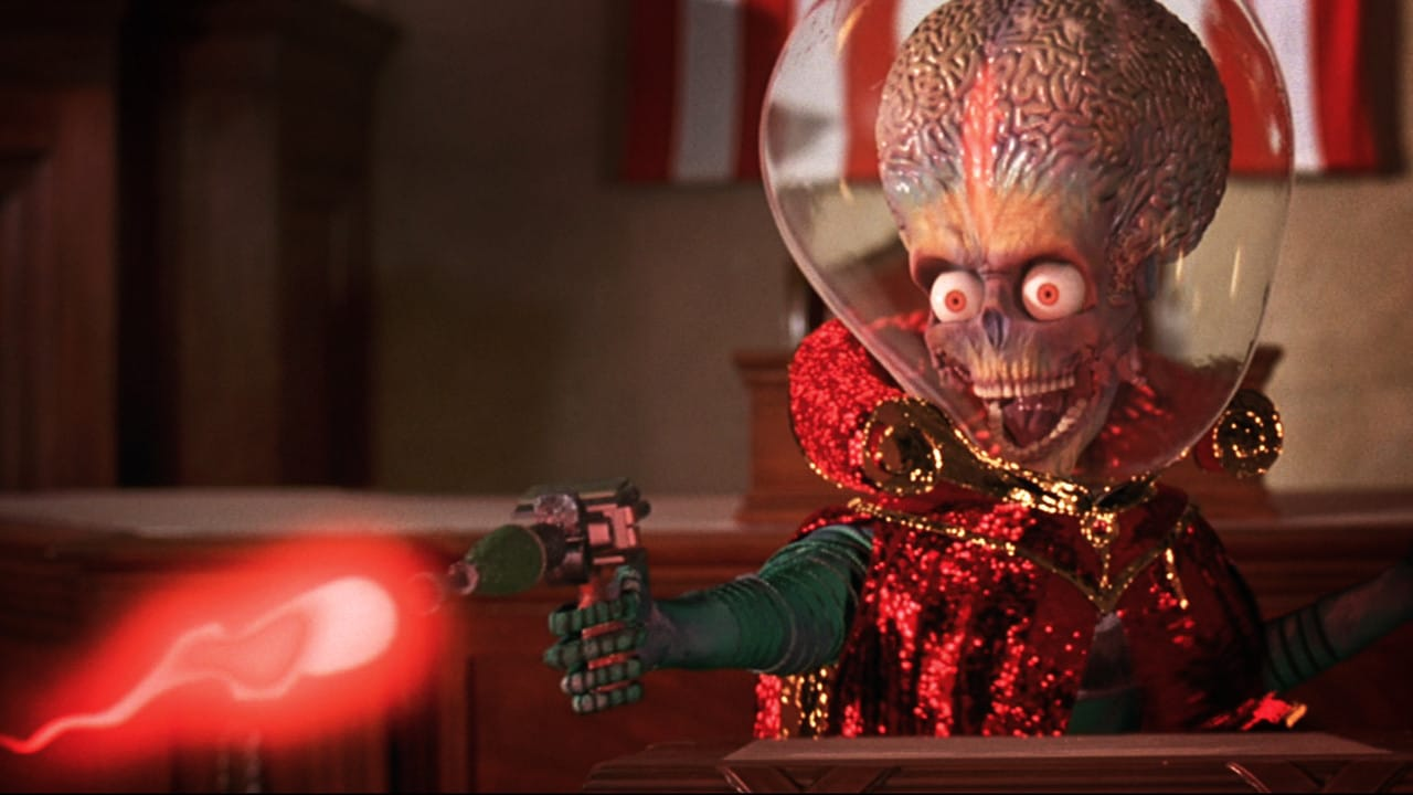 Kritik: Mars Attacks! (USA 1996) – Ein Alienangriff à la Burton