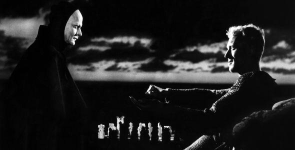 Kritik: Das siebente Siegel (SE 1957) – Ein anachronisches Schachspiel um Leben und Tod