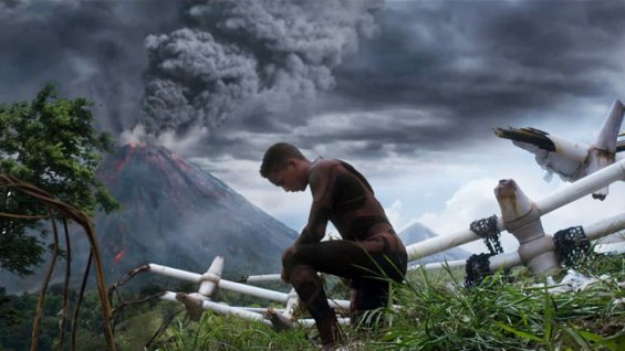 Kritik: After Earth (USA 2013) – Will Smith und der überforderte Kindersoldat