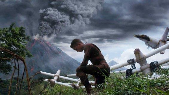 Kritik: After Earth (USA 2013) – Will Smith und der überforderte Kindersoldat