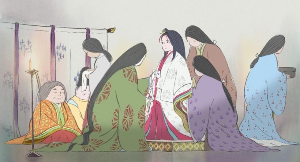 Kritik: Die Legende der Prinzessin Kaguya (JP 2013)