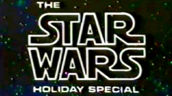 Star Wars: The Holiday Special Awakens
