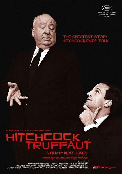 TV-Tipp: Hitchcock/Truffaut