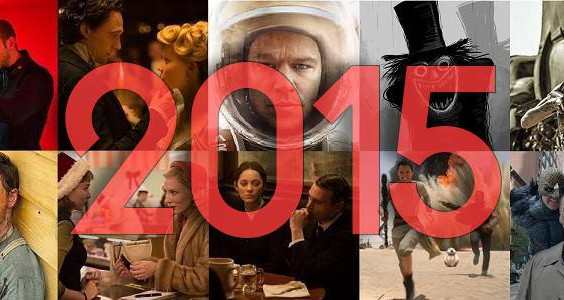 Die besten Filme des Kinojahres 2015: Philippe stellt seine Lieblinge vor