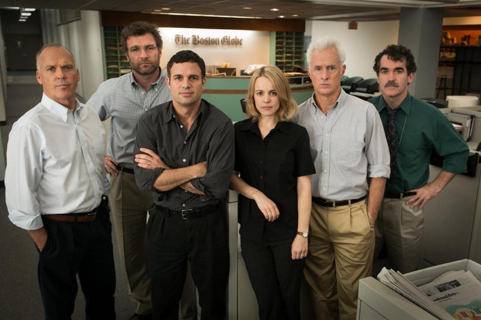 Kritik: Spotlight (USA 2015)