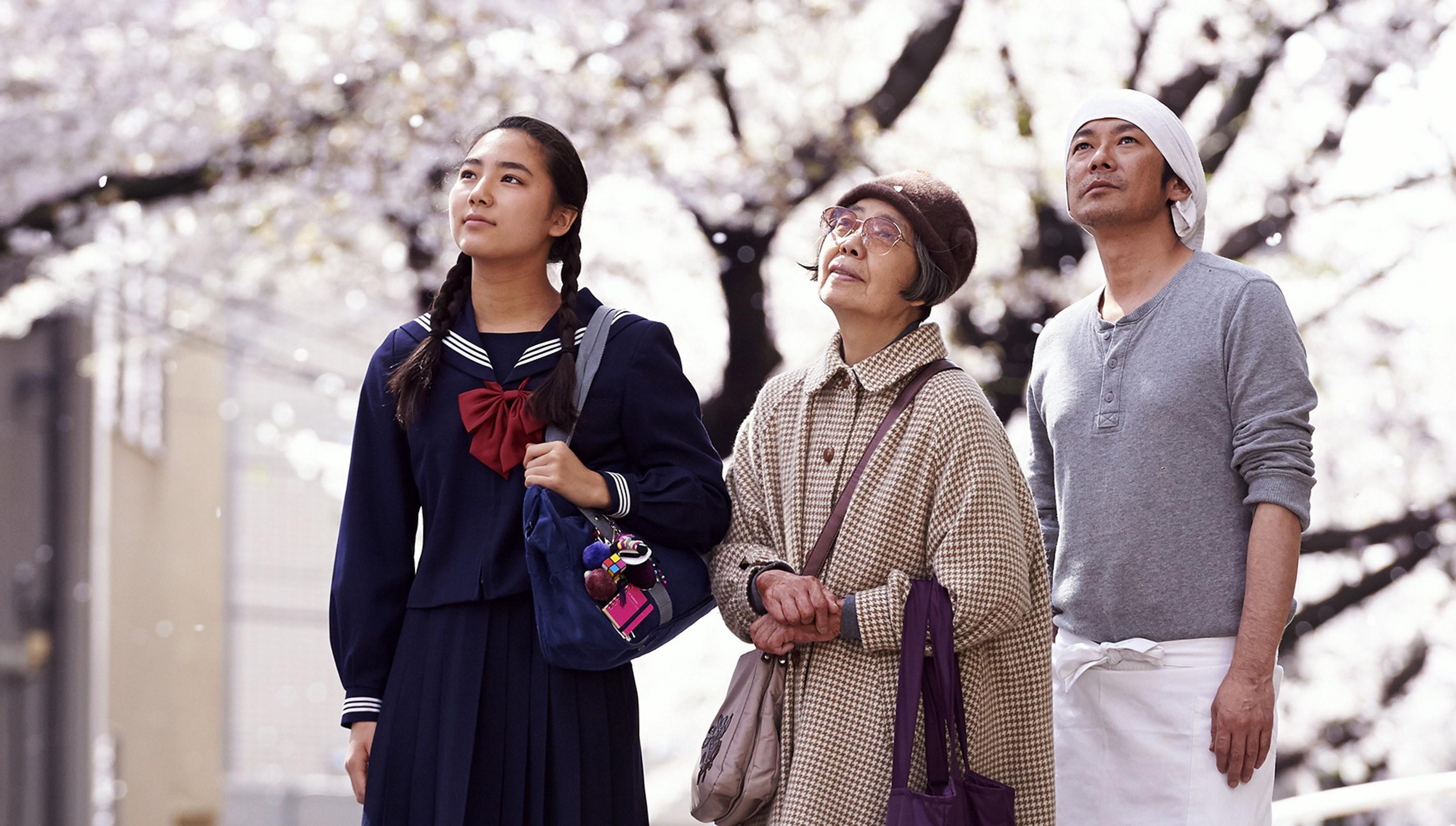 Kritik: Kirschblüten und Rote Bohnen (Japan 2015)