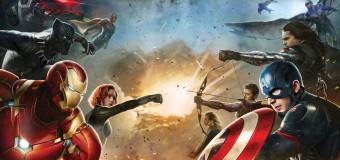 """Neuer Trailer zum Superhelden-Clash """"Captain America: Civil War"""""""