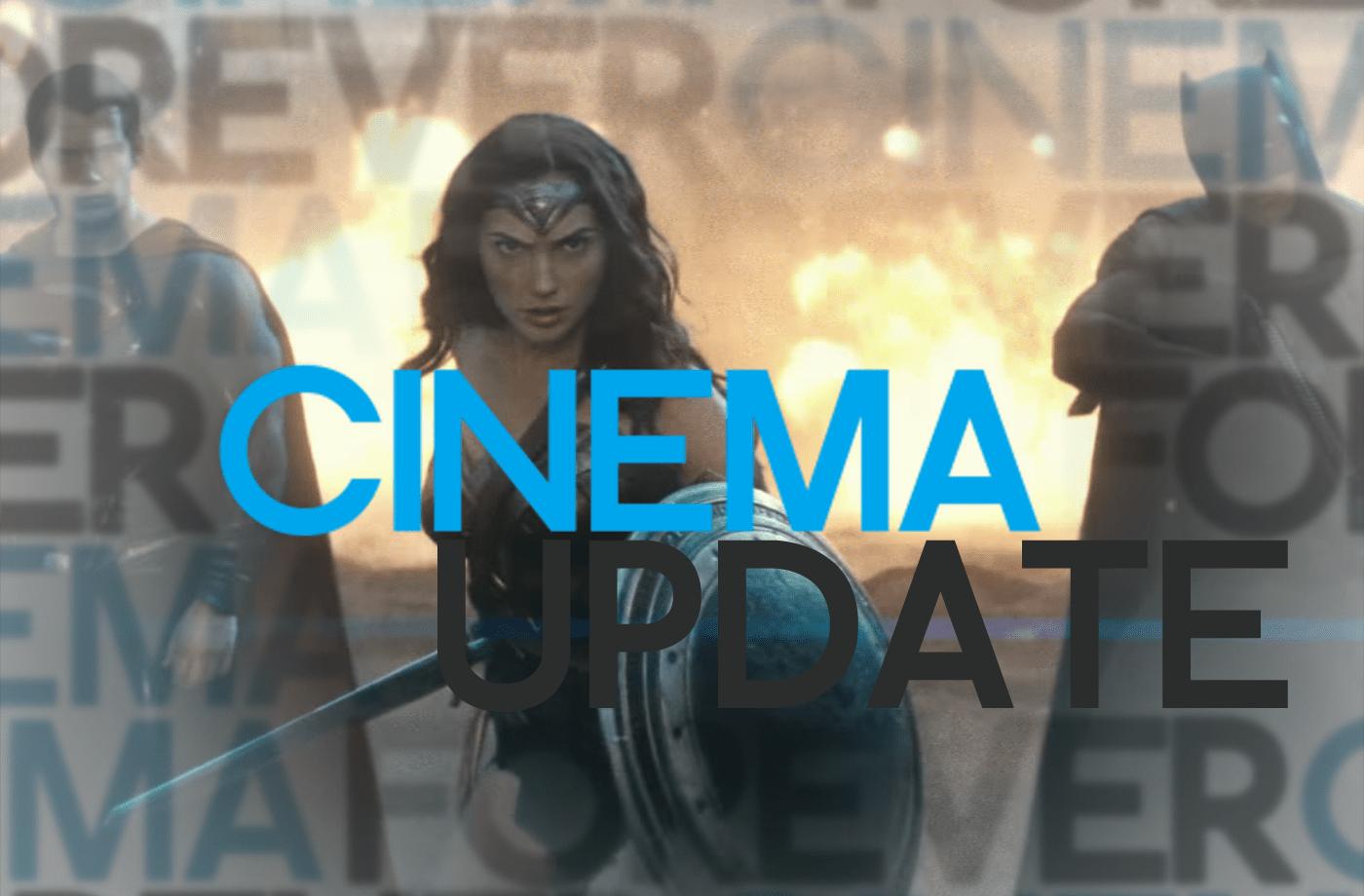 Podcast: Cinema Update #4 – Batman v Superman Special!