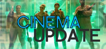 Podcast: Cinema Update #1 – Marvel, Netflix, Ghostbusters & die Oscars!
