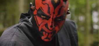 Spektakulärer Star-Wars-Fanfilm zeigt Darth Maul in der Ausbildung