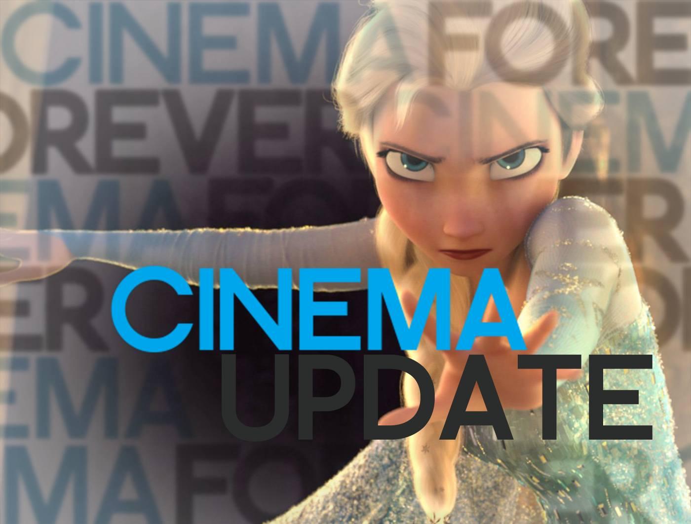 Podcast: Cinema Update #9 – Space Jam 2, Han Solo & #GiveElsaAGirlfriend