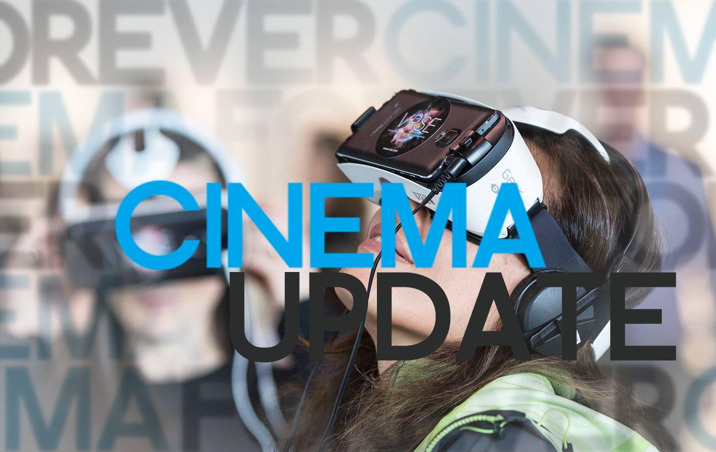 Podcast: Cinema Update #13 – Bond, Captain Marvel & Virtual Reality