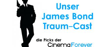 Cinema Forever wählt den nächsten Bond!