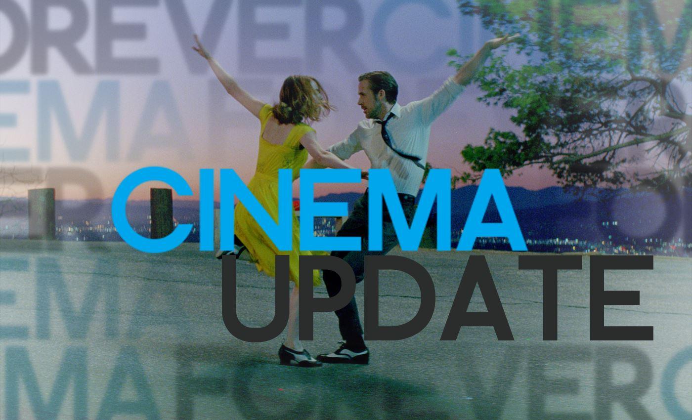 Podcast: Cinema Update #18 – La La Land, Loving, Rogue One & die Emmys