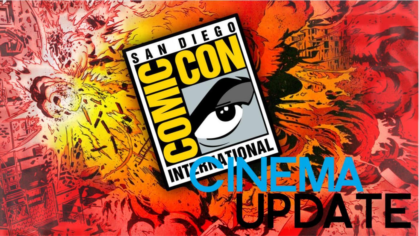 Podcast: Cinema Update #20 – Comic-Con 2016 Special mit Stefan Geisler