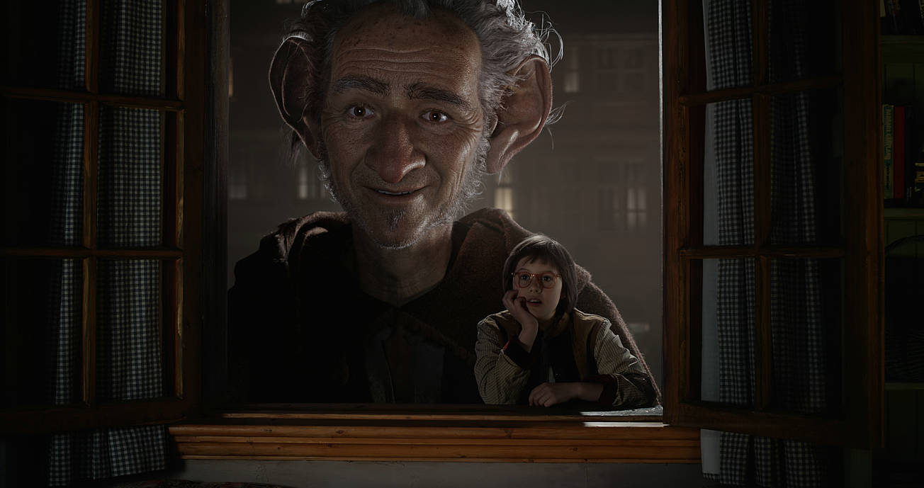 Kritik: BFG – Big Friendly Giant (US 2016)