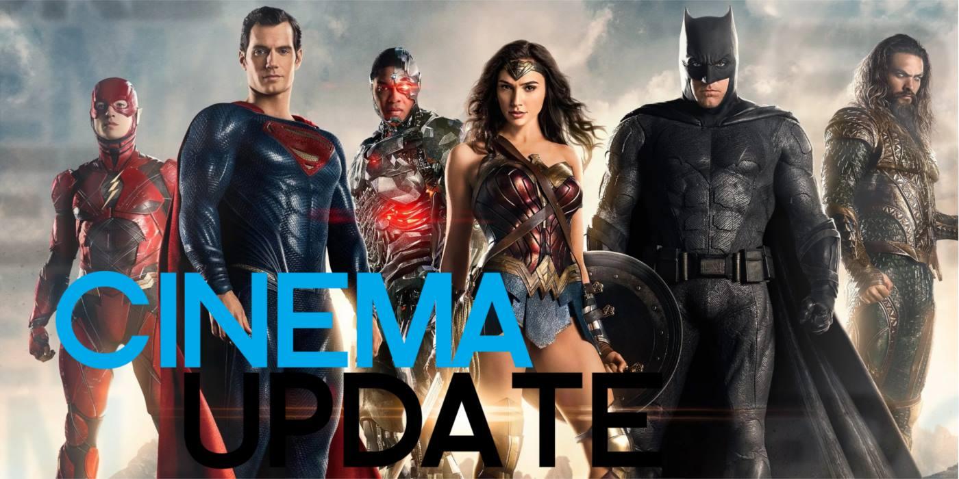 Podcast: Cinema Update #23 mit Jenny Jecke – Cluedo, MacGyver & die Zukunft des DC Filmuniversums