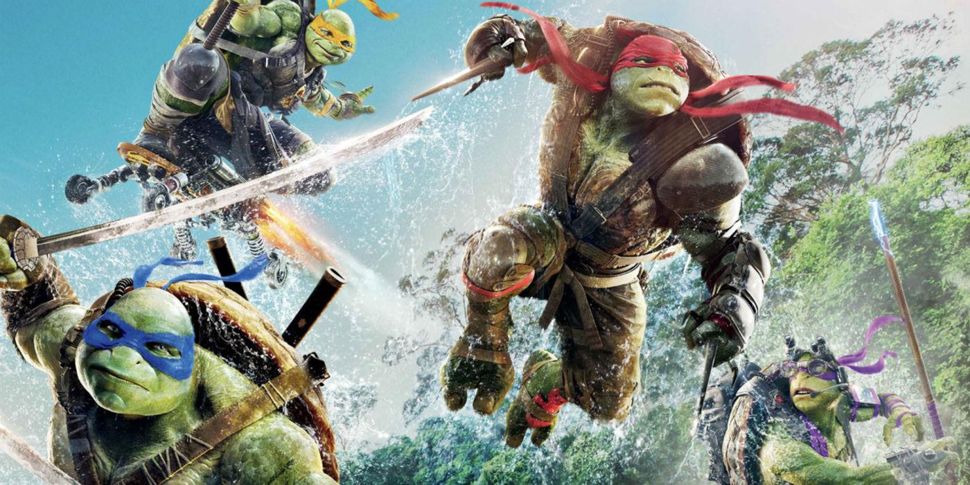 Kritik: Teenage Mutant Ninja Turtles 2: Out Of The Shadows (USA 2016)