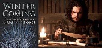 Buchkritik: Winter is Coming – Die mittelalterliche Welt von Game of Thrones