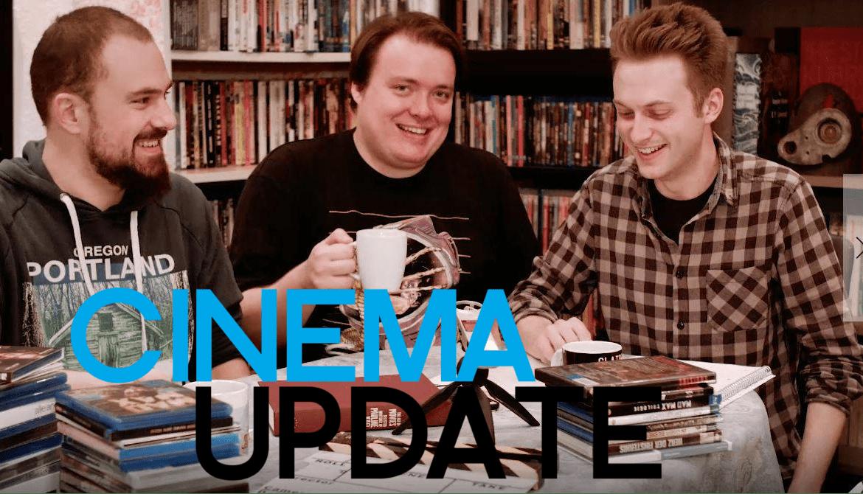 Video-Podcast: Cinema Update #30 mit Conrad Mildner – Logan, Guardians of the Galaxy 2 & Trailer-Trends