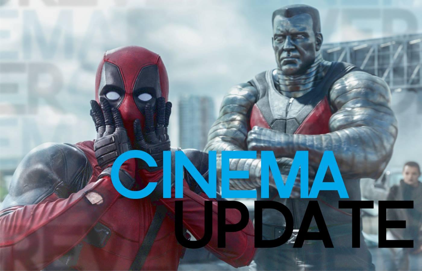 Cinema Update #31 – Deadpool 2, Mortal Engines, Uwe Boll & 24 Legacy
