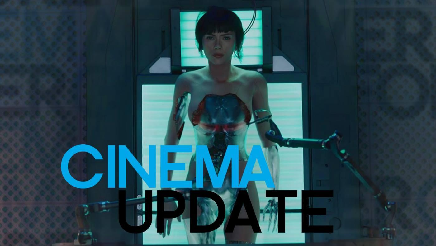 Cinema Update #33 mit Marcus Kirzynowski – Valerian, Ghost in the Shell & Syndication Serien