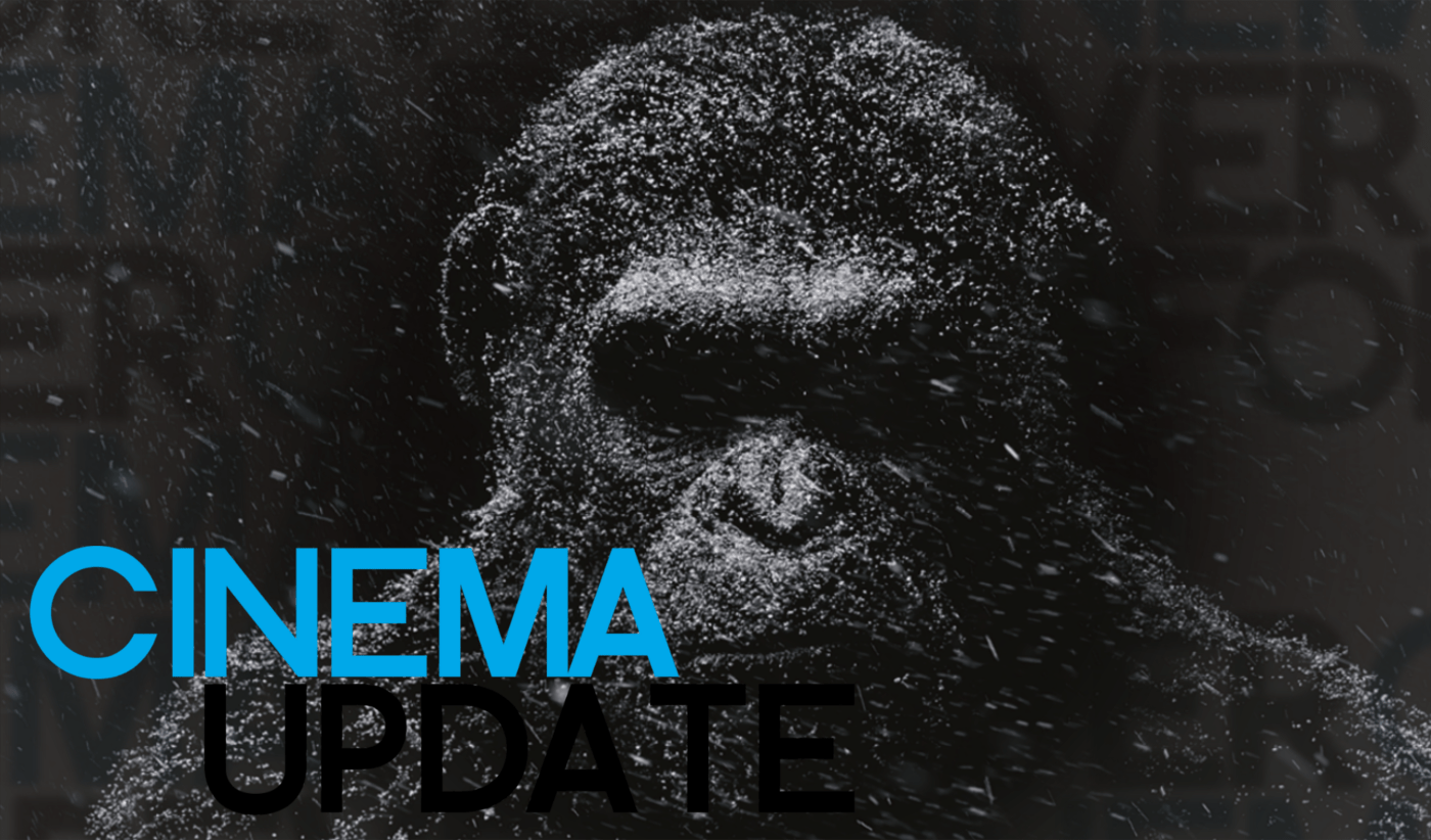 Cinema Update #38 – Black List, Golden Globes, Dunkirk, F8, Blade Runner 2 & Planet der Affen
