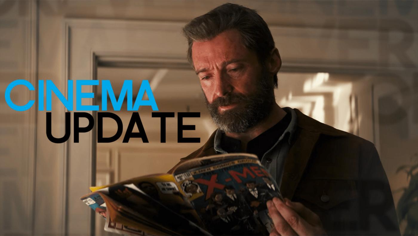 Cinema Update #41 – Emoji Movie, Hellboy 3, Grimme Preis, Power Rangers & Logan