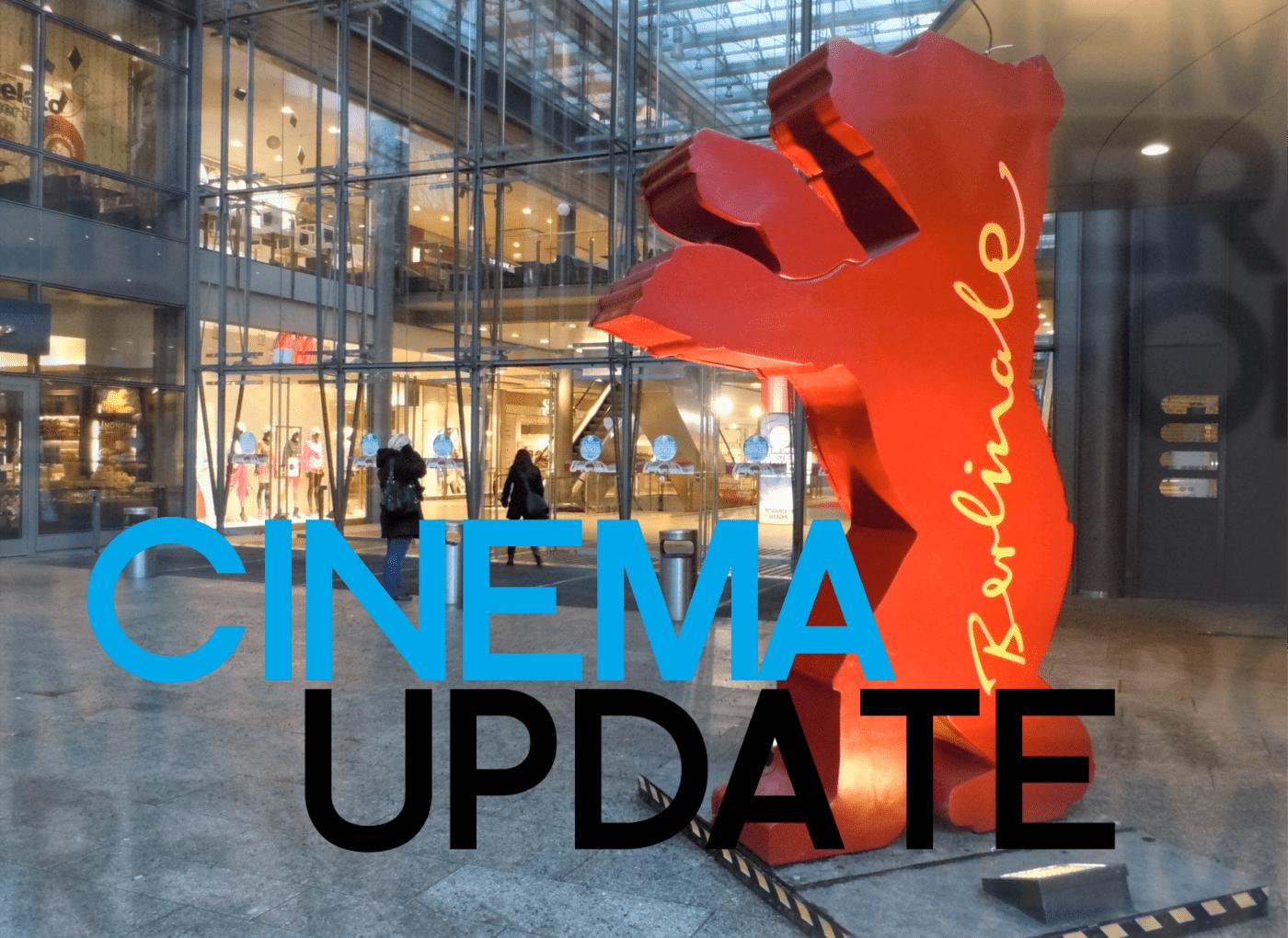 Cinema Update #44 mit Rainer Kienböck & Stefan Geisler – Toni Erdmann Remake & Berlinale