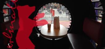 Von meinem Donut aus sehe ich die ganze Berlinale