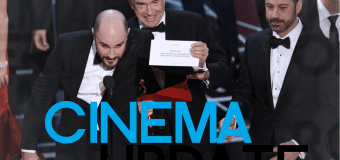 Cinema Update #46 – Alien Covenant, Nightwing & die Oscars!