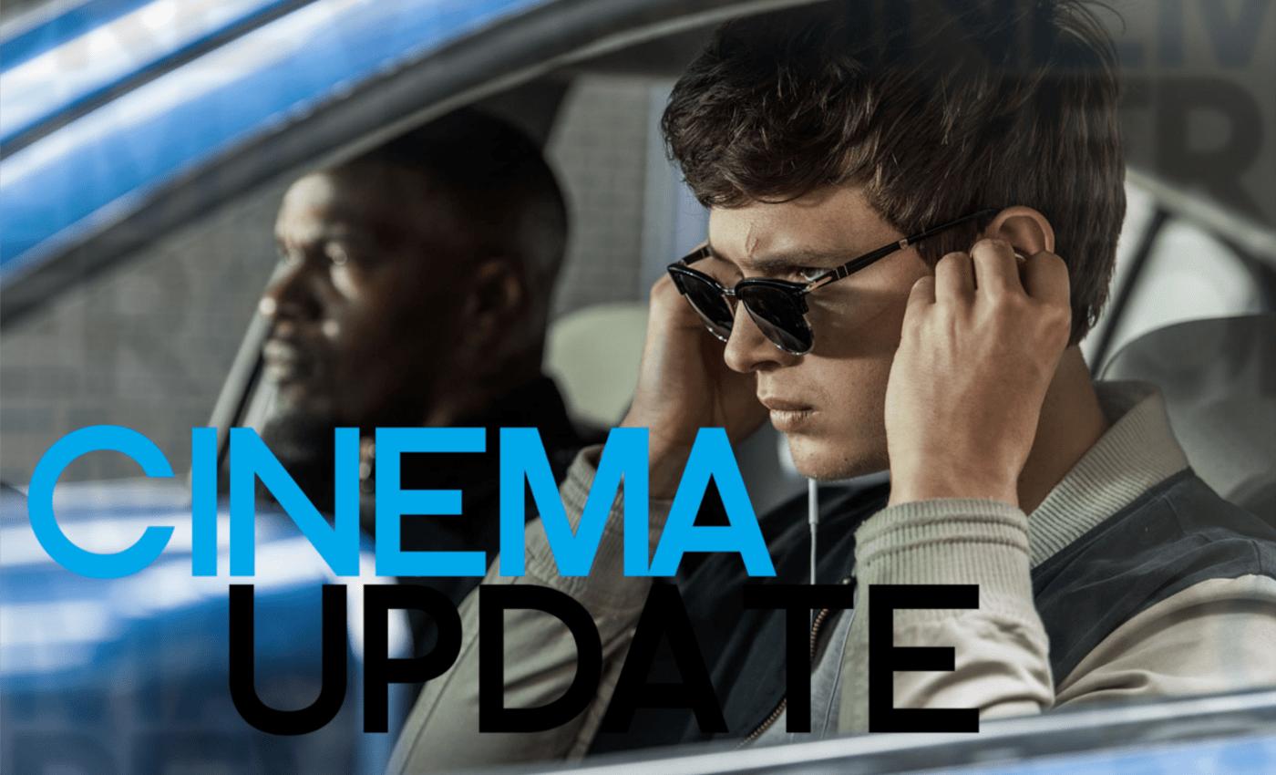 Cinema Update #48 – Aladdin & Dumbo Remakes, Thor 3, Baby Driver & Atomic Blonde