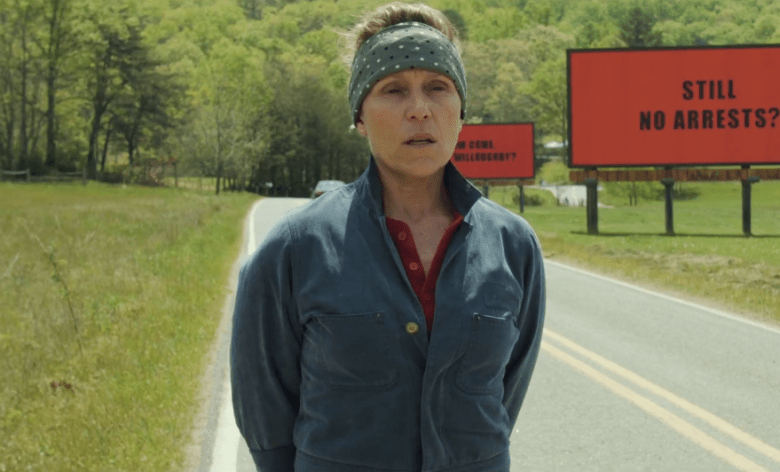Erster Trailer zu Martin McDonaghs Three Billboards Outside Ebbing, Missouri