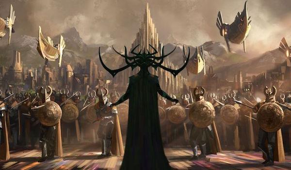 HULKAMANIA! Thor vs. Hulk im ersten Teaser-Trailer zu Thor: Ragnarok