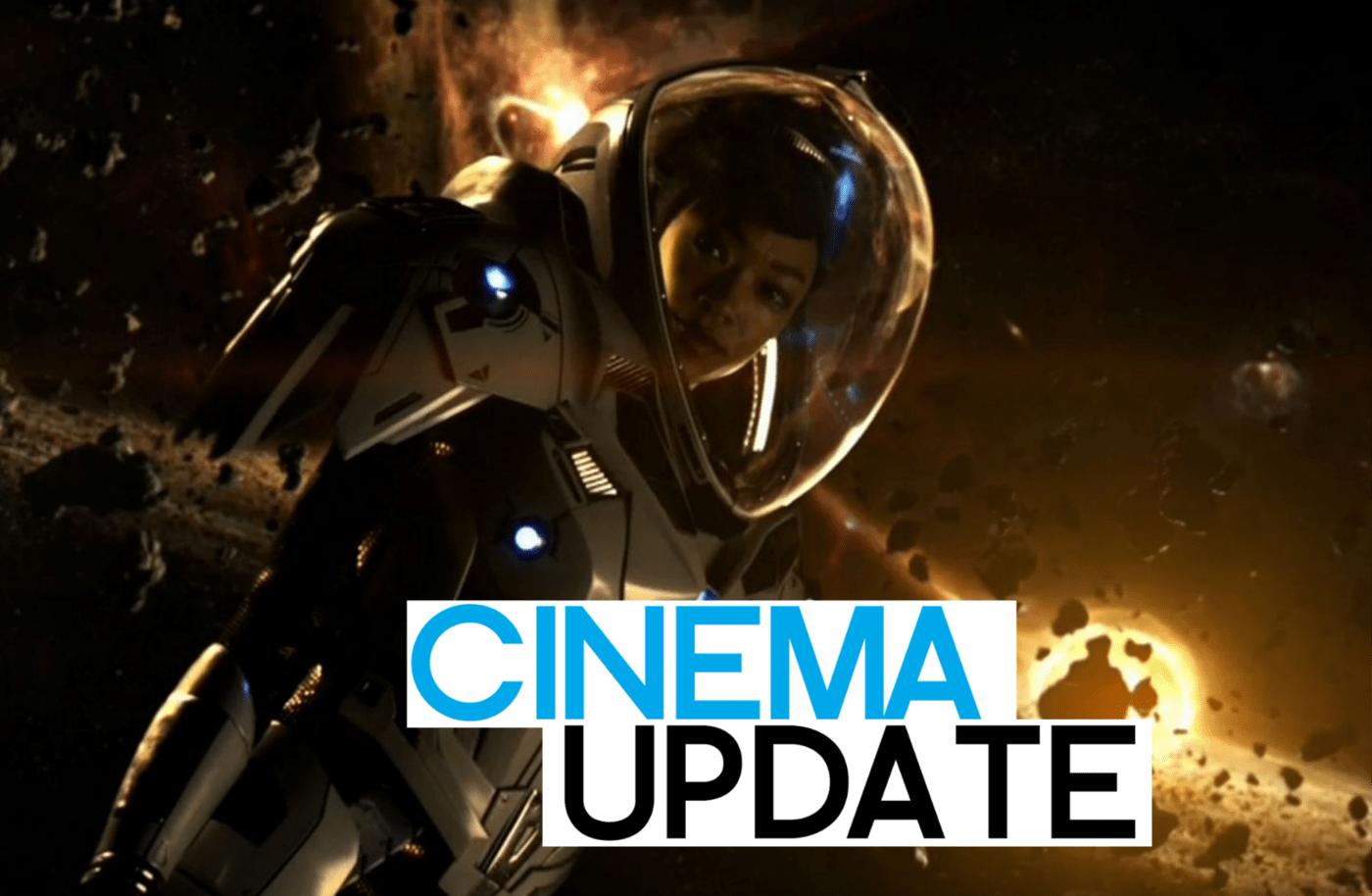 Cinema Update #57 – Michael Moore, The New Pope, Tom Hardy als Venom, Claire Foy als Lisbeth Salander & viele Trailer