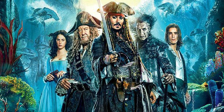 Kritik: Pirates Of The Caribbean 5: Salazars Rache (USA 2017)