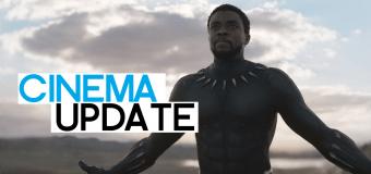 Cinema Update #60 – Dark Universe, Cowboy Bebop Serie, Clean Versions & Black Panther