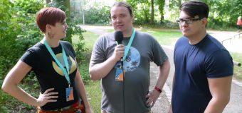 Video: Unser 3. Vlog vom Filmfest München über Western, Blind und Hässlich & Columbus