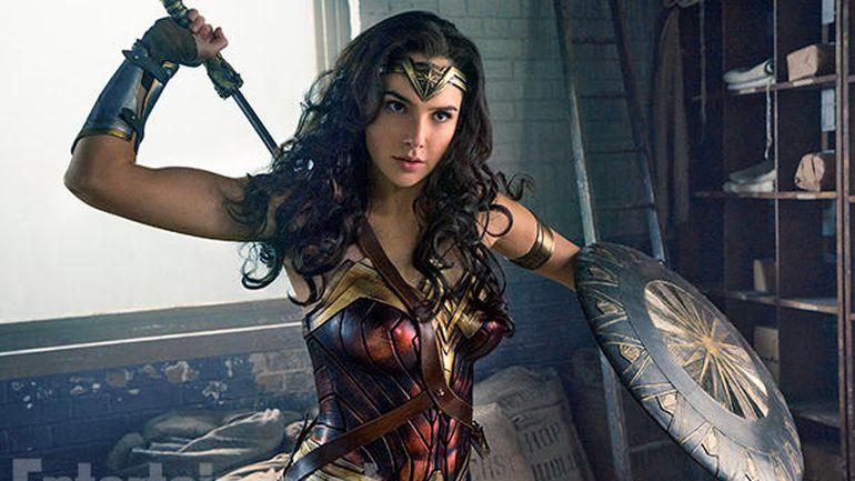 Kritik: Wonder Woman (USA/CHN/HKG 2017)