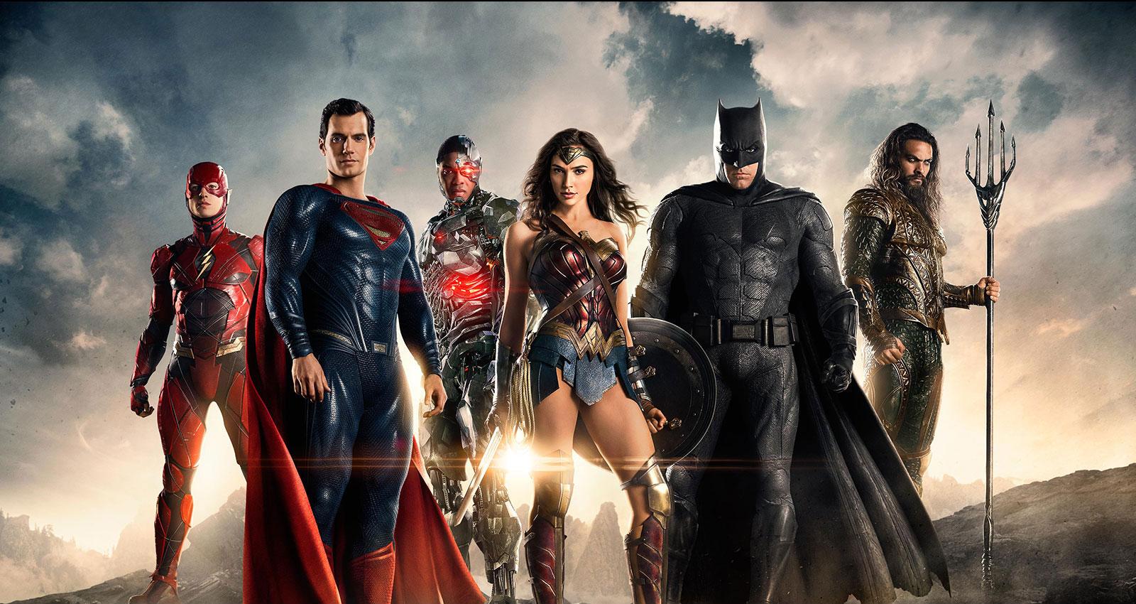 Steppenwolf vs. Super Friends: Comic-Con-Trailer zur Justice League