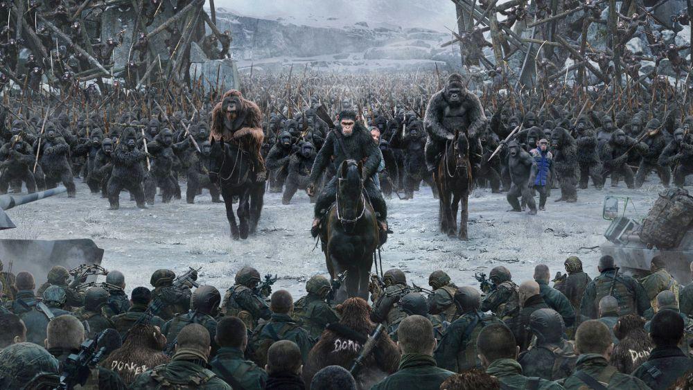 Kritik: Planet der Affen: Survival (USA/CAN/NZ 2017)