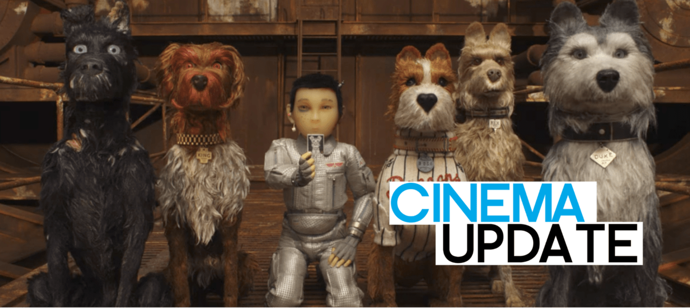 Cinema Forever #66 – Avatar 2-5, Es, Isle of Dogs, Tomb Raider & Babylon Berlin