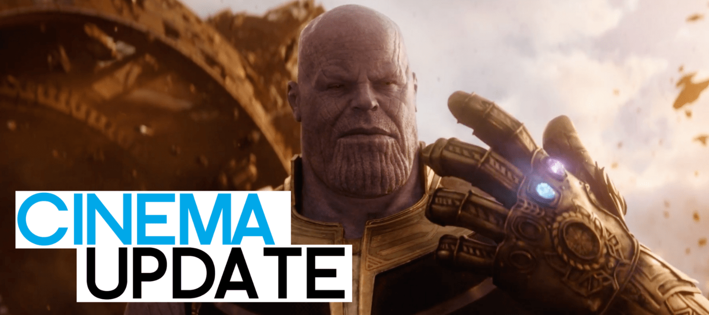 Cinema Update #71 – Tarantino, Avatar 4&5, Mulan, Justice League, erste Awards & Avengers Infinity War