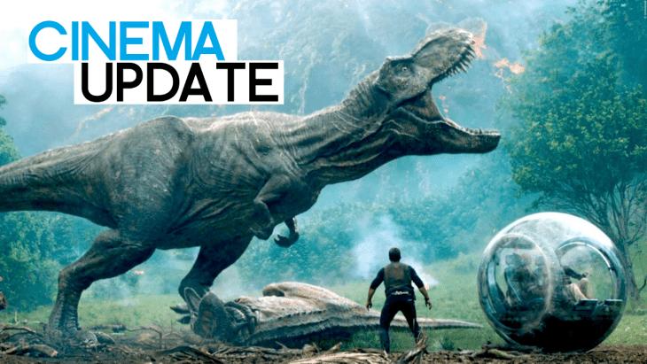 Cinema Update #72 – Tarantinos Star Trek, Bryan Singer, Detective Pikatchu, Twin Peaks, Alita & Jurassic World 2