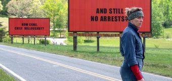 Kritik: Three Billboards Outside Ebbing, Missouri (UK, USA 2017)