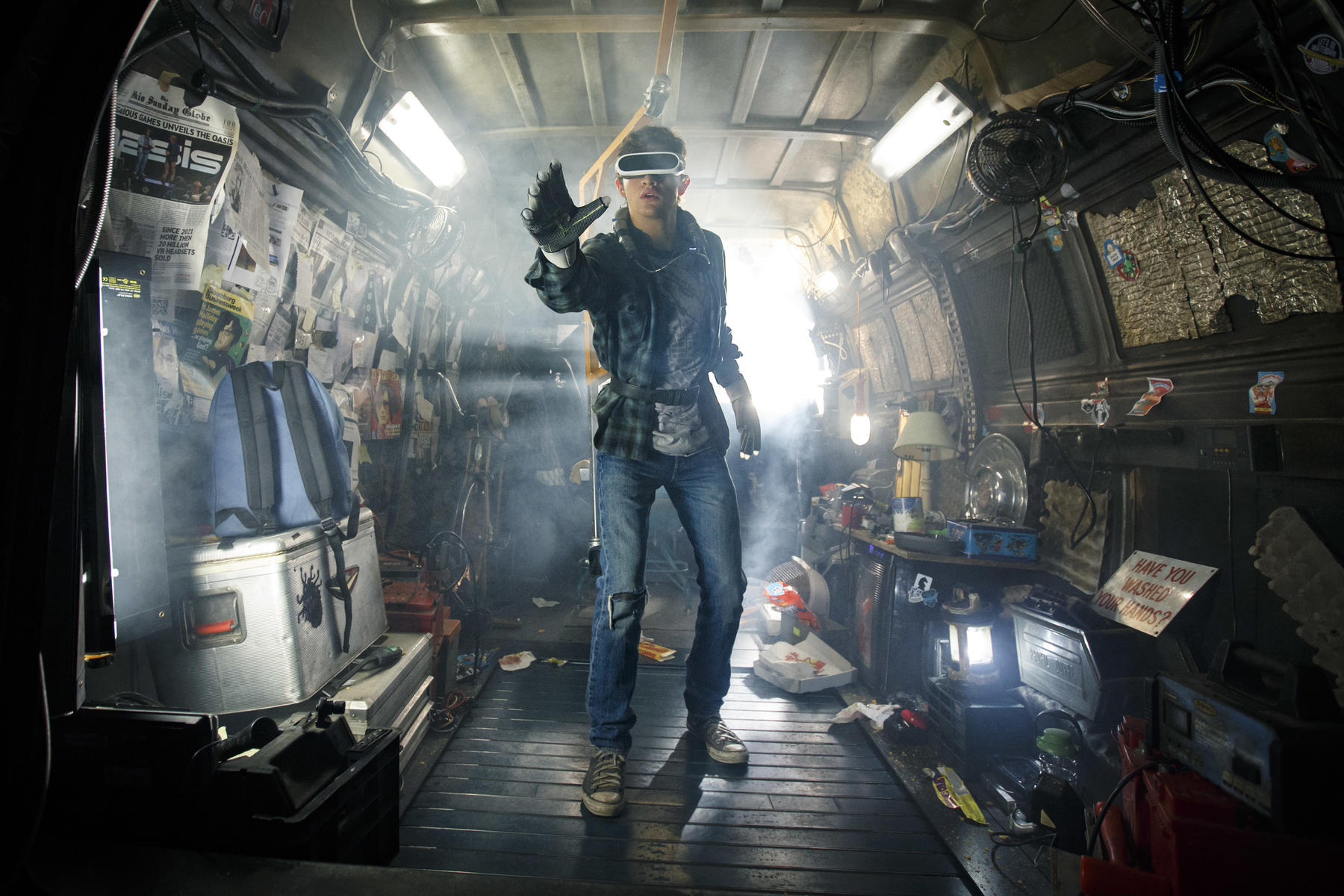 Kritik: Ready Player One (USA 2018)