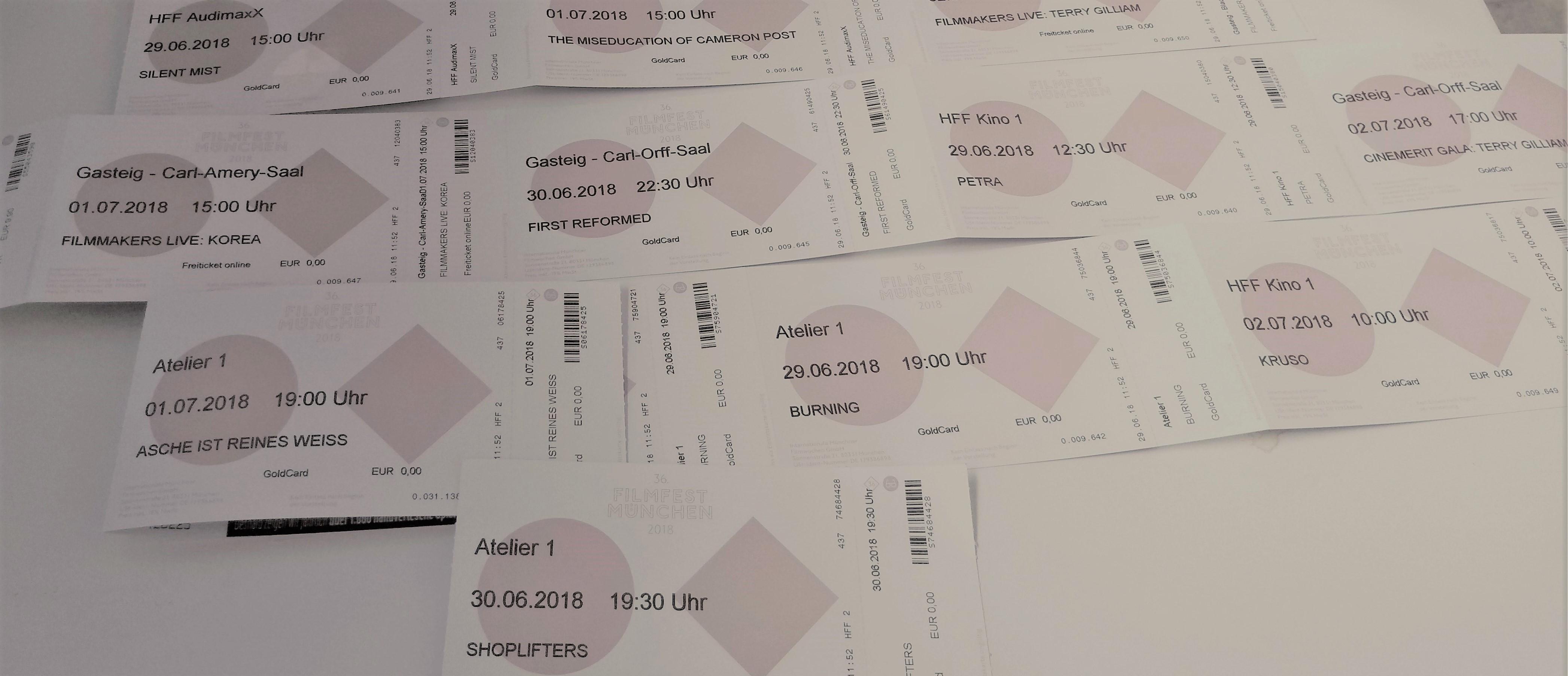 Cineastische Highlights beim 36. Filmfest München
