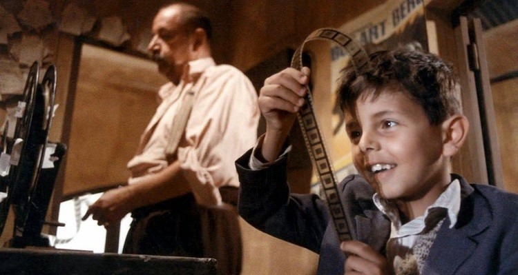 Cinema Paradiso Film 1988