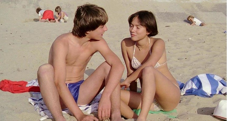 Pauline am Strand Film 1983