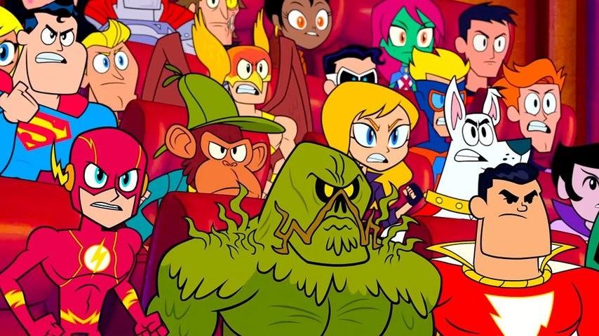 Kritik: Teen Titans Go! To the Movies (USA 2018)